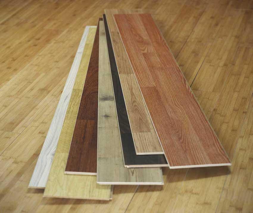 Как класть ламинат своими руками на деревянный