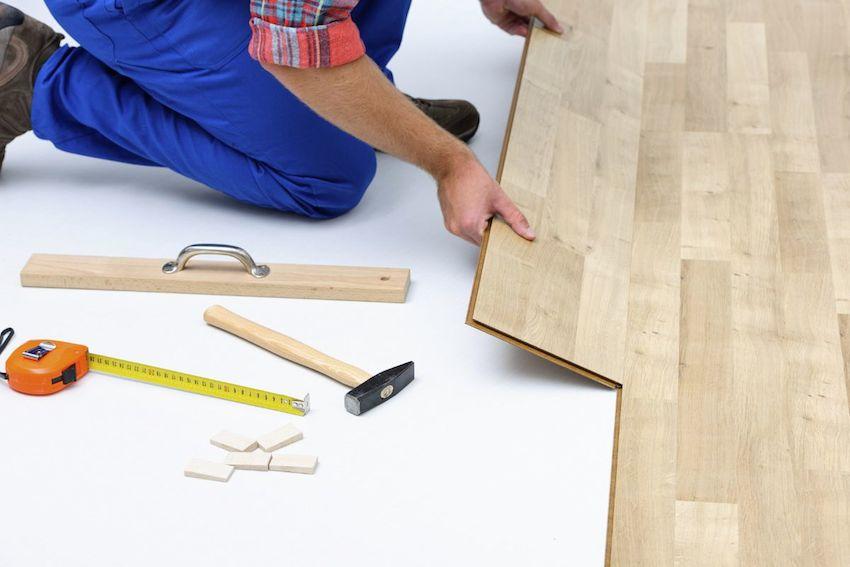 Видео инструкция по укладке ламината своими руками фото 602