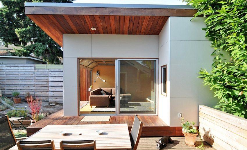 Фасадные панели из термопластика