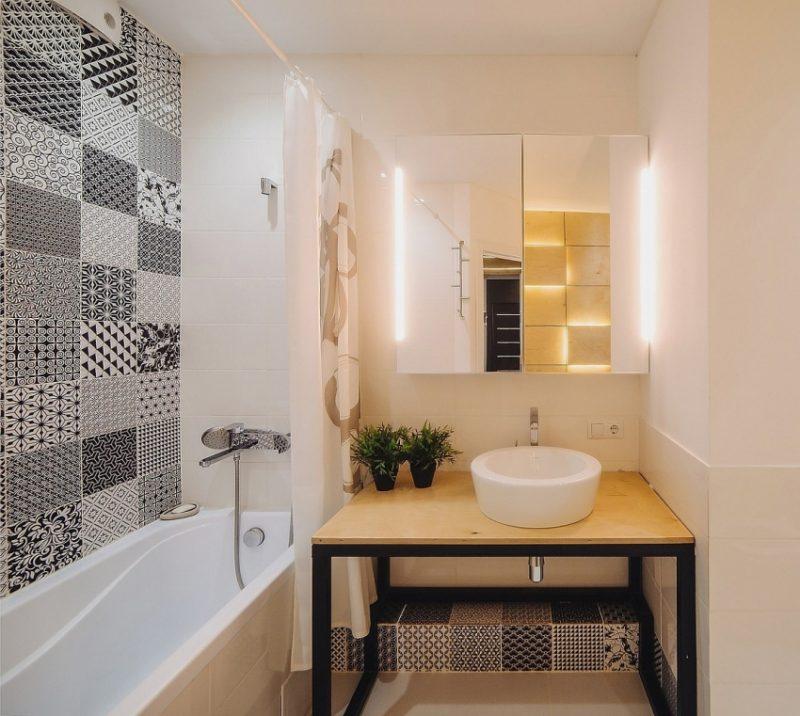 Дизайн ванной комнаты в квартире фото 2016 современные идеи