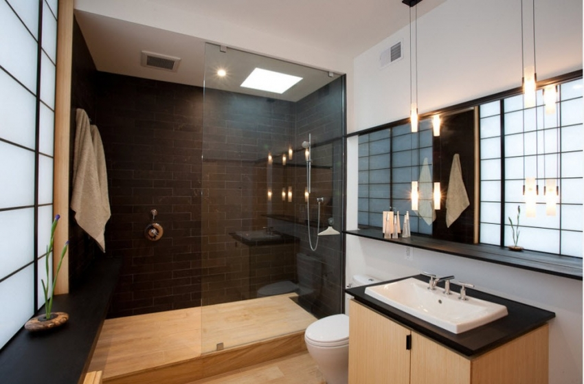 Badezimmer Modernes Design