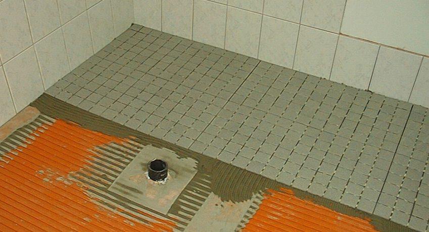 Устройство гидроизоляции пола в ванной комнате