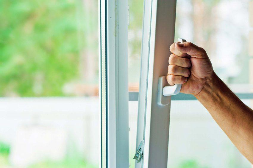 Проветривание - простейший способ естественной вентиляции помещения