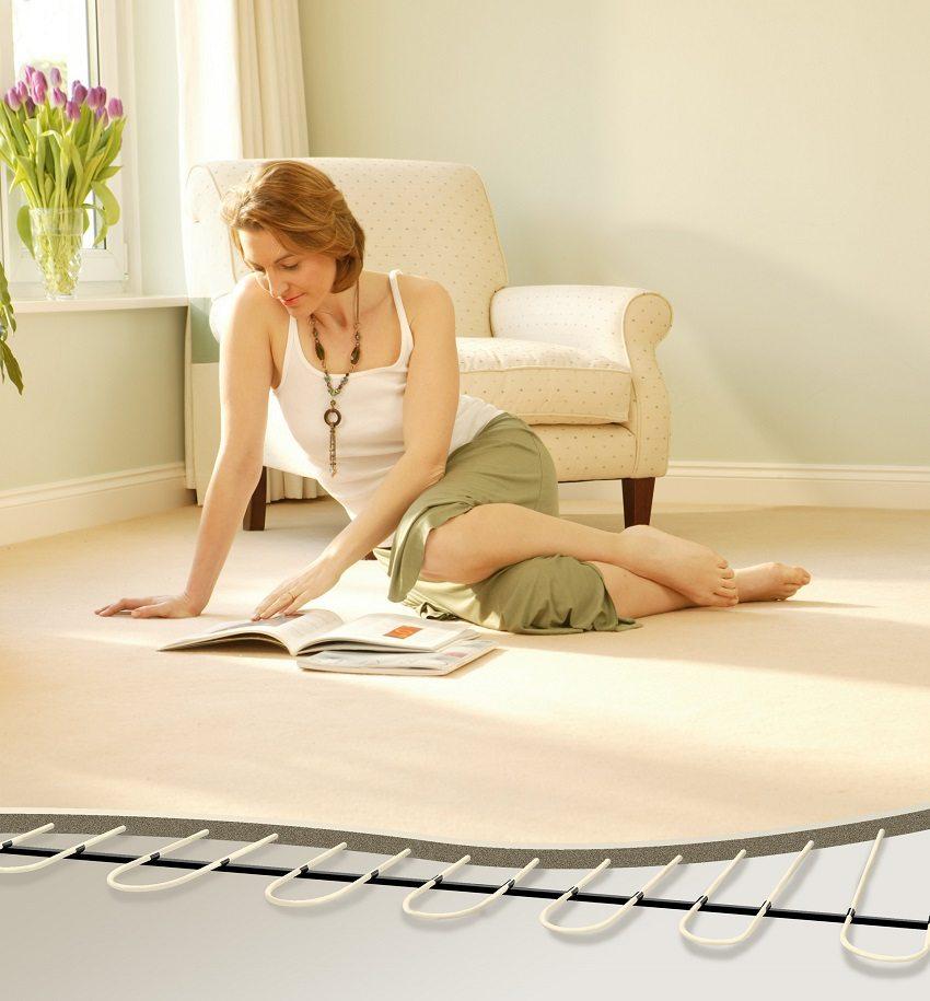 Важно правильно выбрать тёплый пол, подходящий для помещения