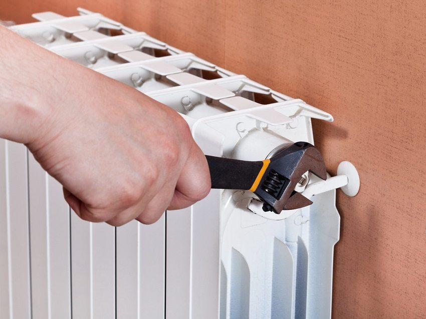 Установку биметаллических радиаторов доверьте специалистам