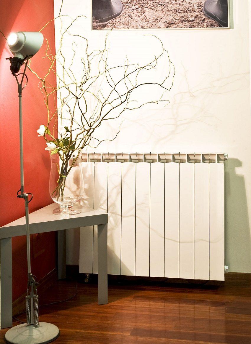 Биметаллические радиаторы очень прочные