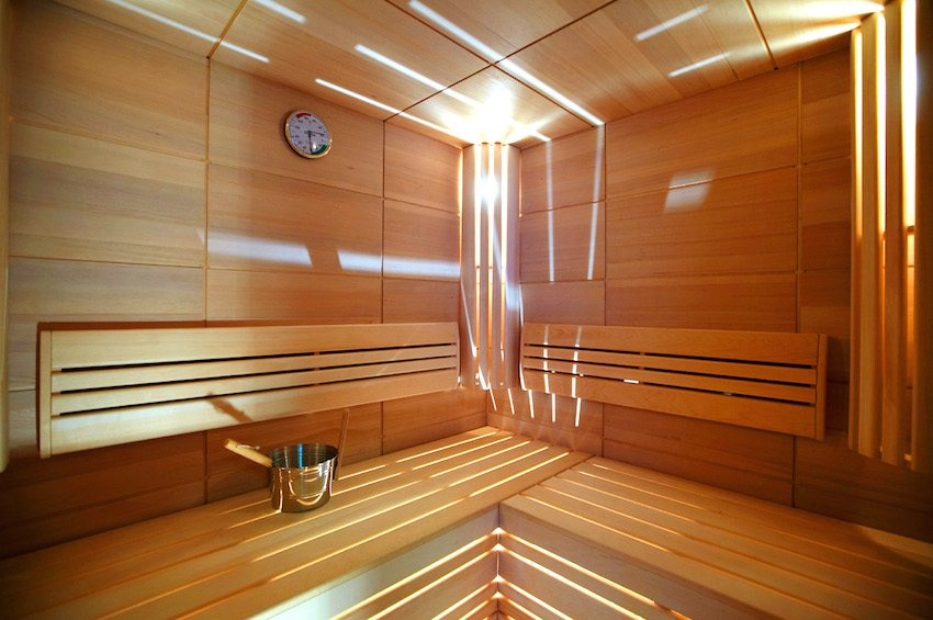 Специальные панели для сауны имеют отличные характеристики и прекрасно выглядят