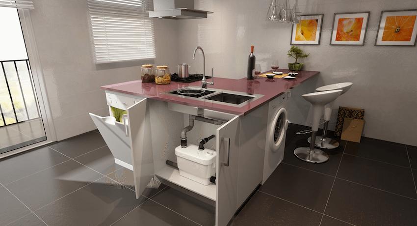 Как установить насос для повышения давления воды в квартире