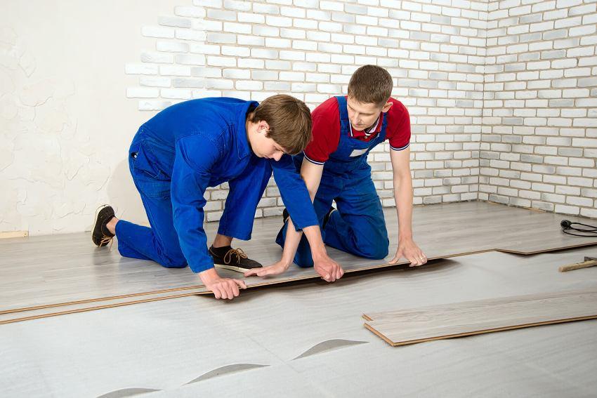 От качества подготовки основания будет зависеть конечный результат и долговечность напольного покрытия