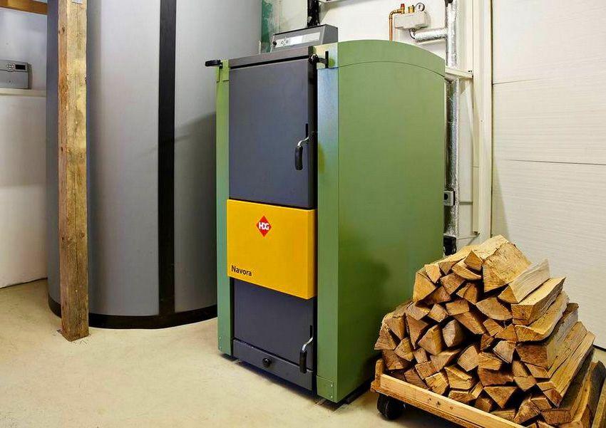 Дрова - доступный и экономичный вид топлива