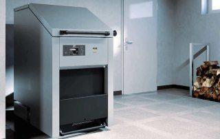 Применение твердотопливных котлов для отопления частных домов