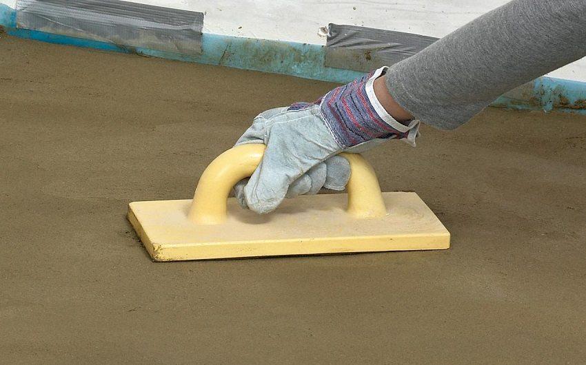 Ровный пол обеспечит долговечность использования напольного покрытия