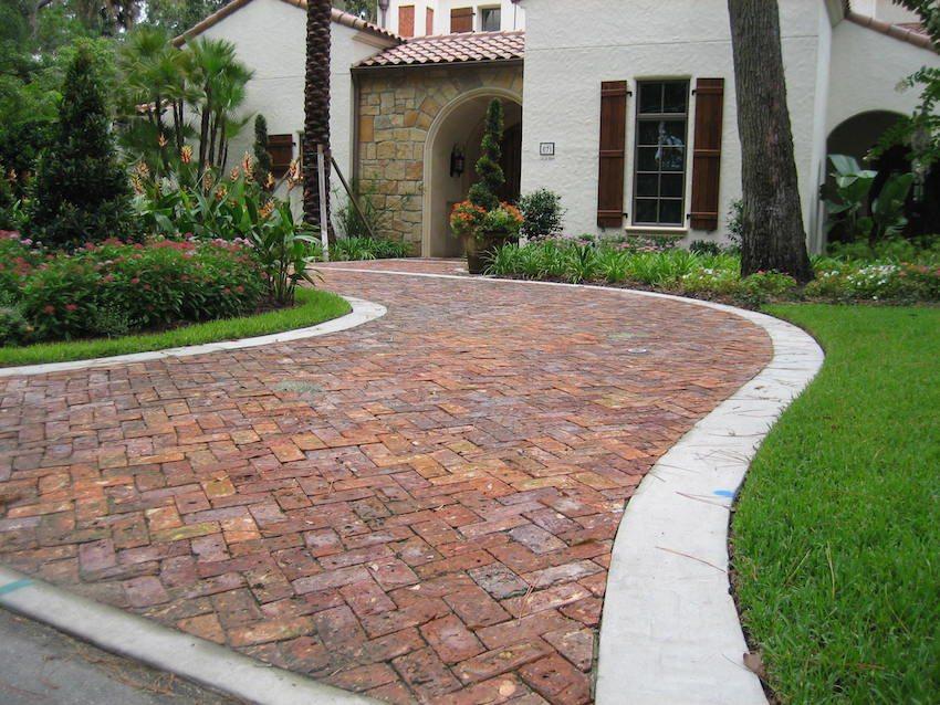 Основа тротуарной плитки - бетон