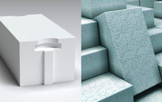 Что лучше пеноблок или газоблок: сравнение нескольких параметров