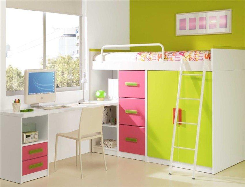 Наливные полы в детской комнате
