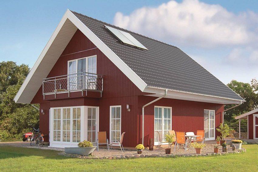 Добротная крыша - украшение дома