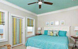 Потолки для спальни из гипсокартона: фото и процесс монтажа