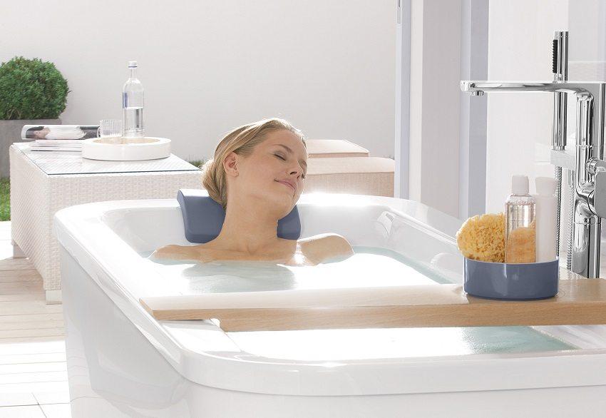 Обновлённая акрилом ванна станет вашим любимым местом отдыха