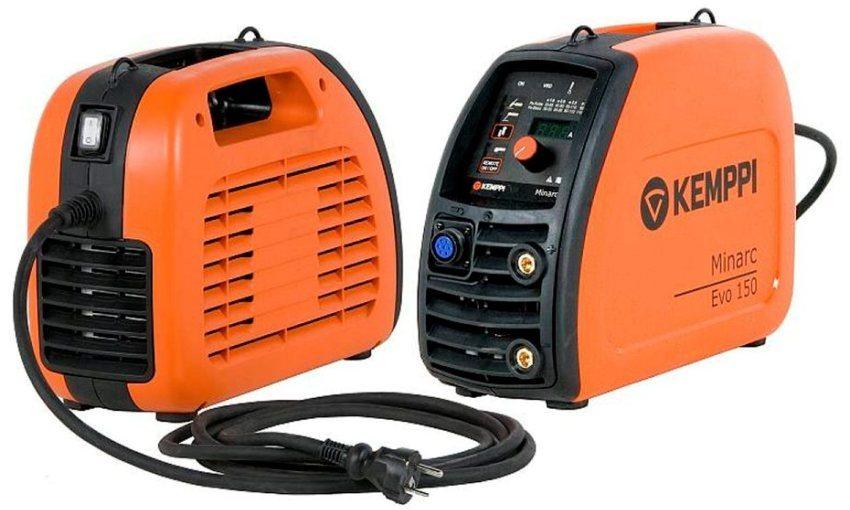 Сварочный аппарат Minarc EVO 150 фирмы KEMPPI