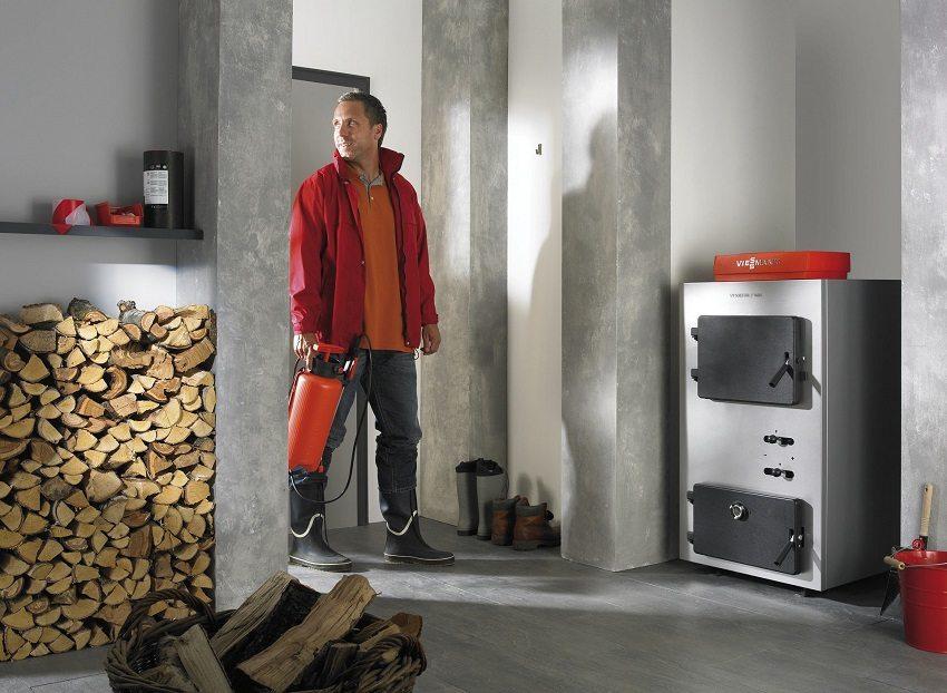 Для отопления жилого дома лучше использовать котёл, изготовленный только промышленным способом