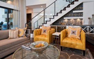 Лестницы на второй этаж в частном доме: фото, типы конструкций и материалы