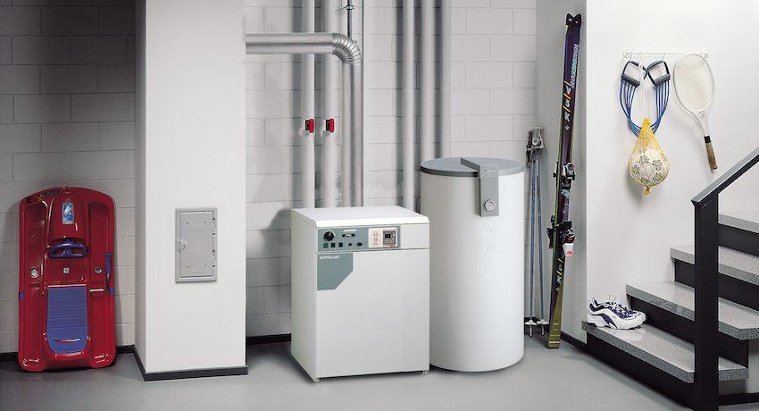 Монтаж системы отопления частного дома своими руками: схема
