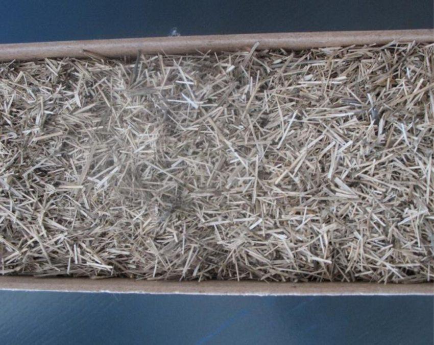 Костра (отходы от переработки льна) - дешевый и полностью натуральный утеплитель