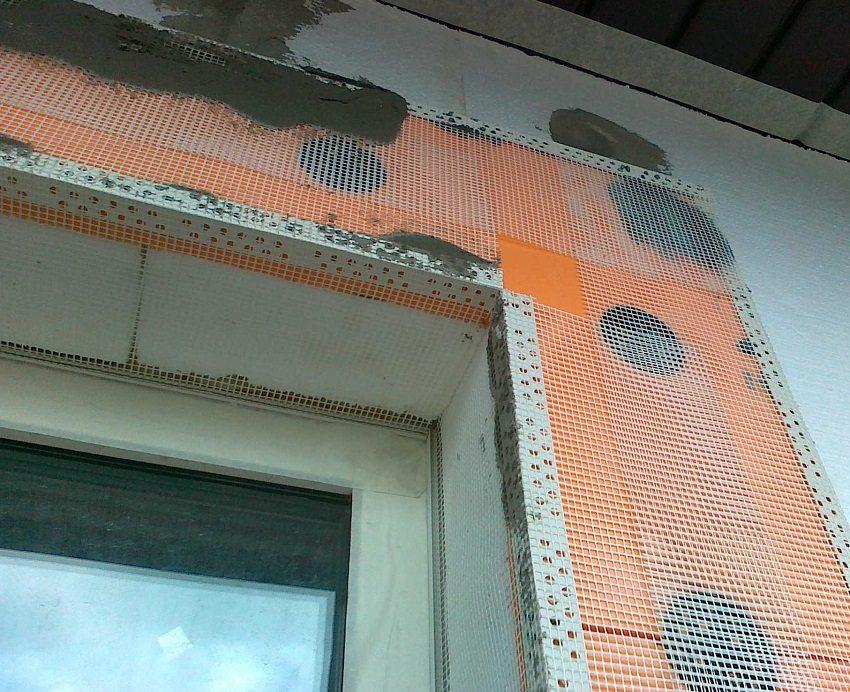 Прайс работ по утеплению фасадов