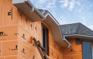 Утепление стен пеноплексом: технология внешней и внутренней обшивки