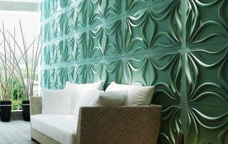 Декоративные панели для внутренней отделки стен