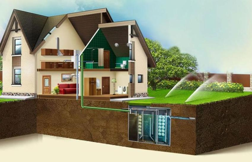 Очищенные фильтрами жидкости могут использоваться для полива растений