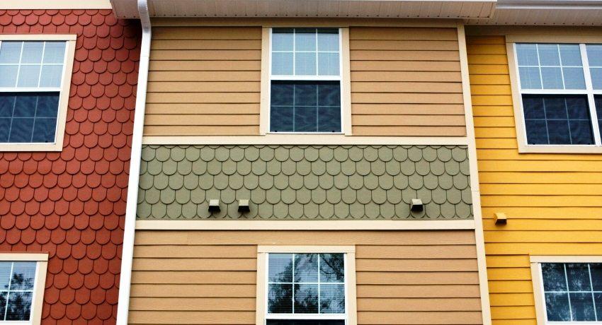 Облицовка фасада дома, какой материал лучше выбрать