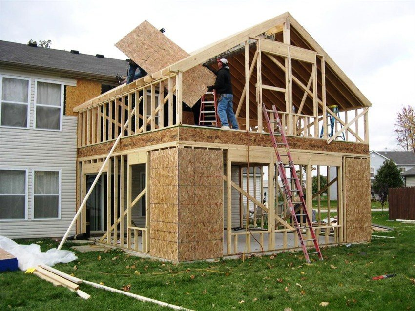 Cost To Build An Addition Yourself