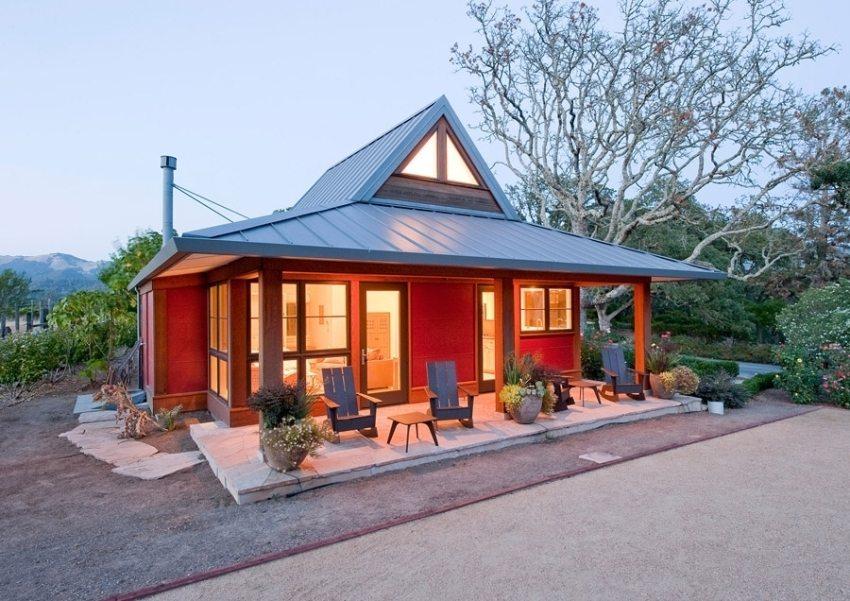 Дачный дом может стать полноценным комфортабельным жилищем