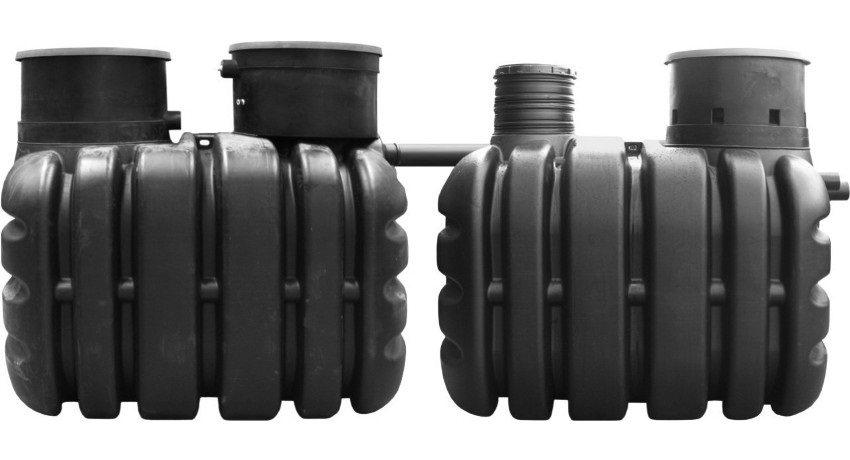 Септик танк предназначен для обустройства независимой системы канализации