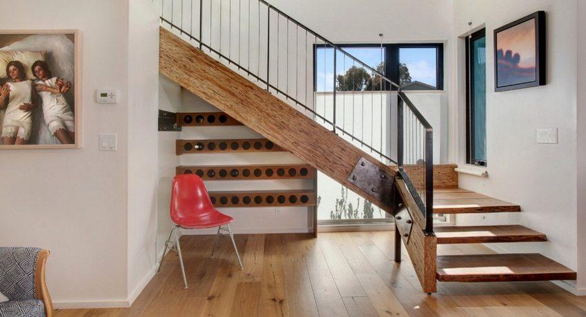 Деревянные лестницы Оренбург - 100лестницрф