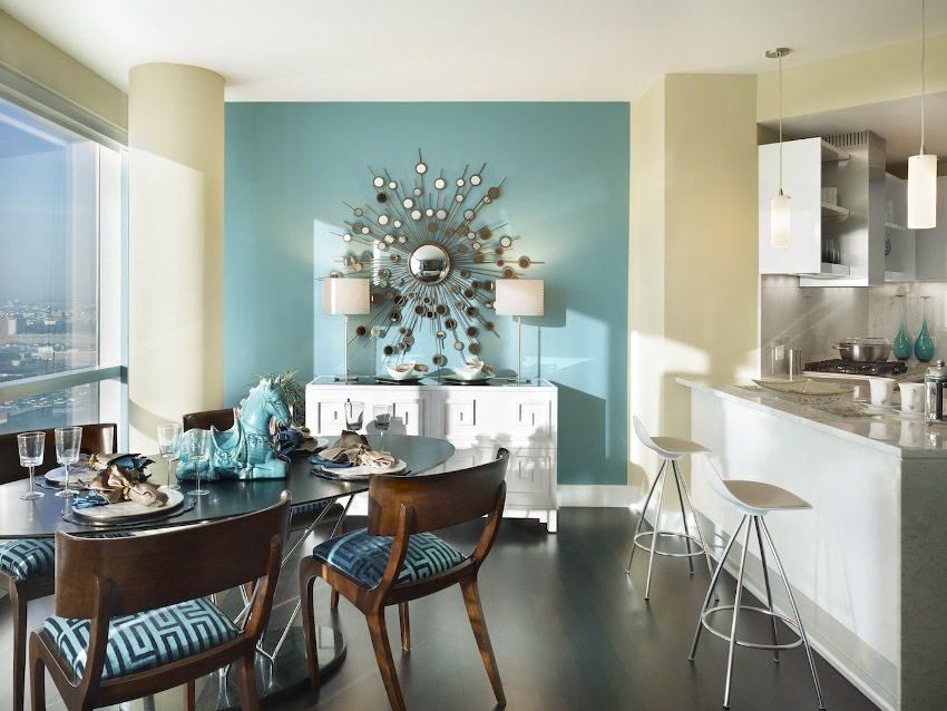 Благодаря высокому уровню влагостойкости, силиконовая краска подходит для отделки кухонь и ванных комнат