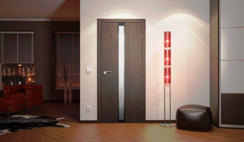 Бронированная металлическая дверь с декоративным облицовочным покрытием