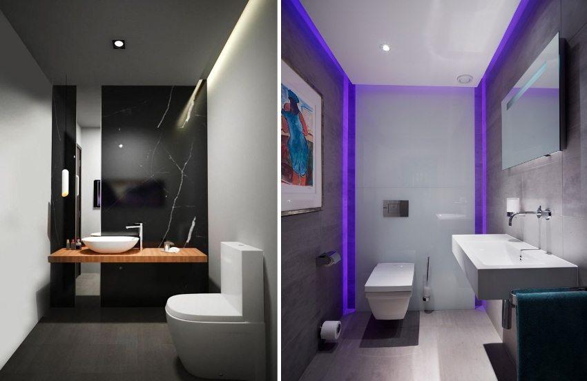 Примеры использования светодиодной подсветки