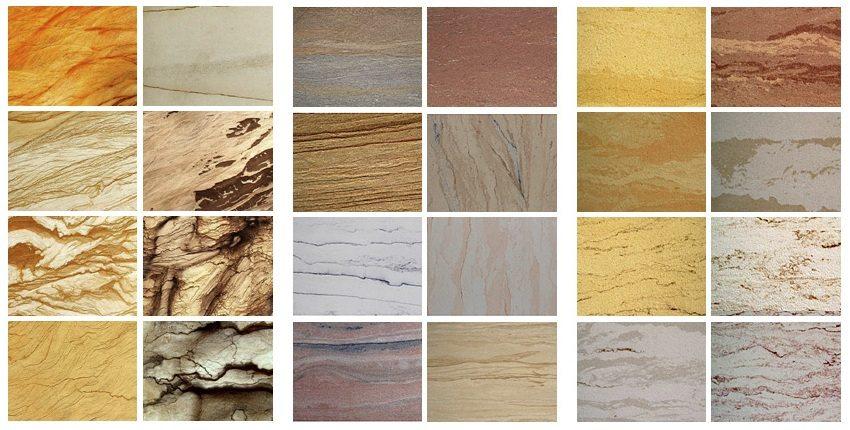 Разновидности декоративного камня для облицовки стен