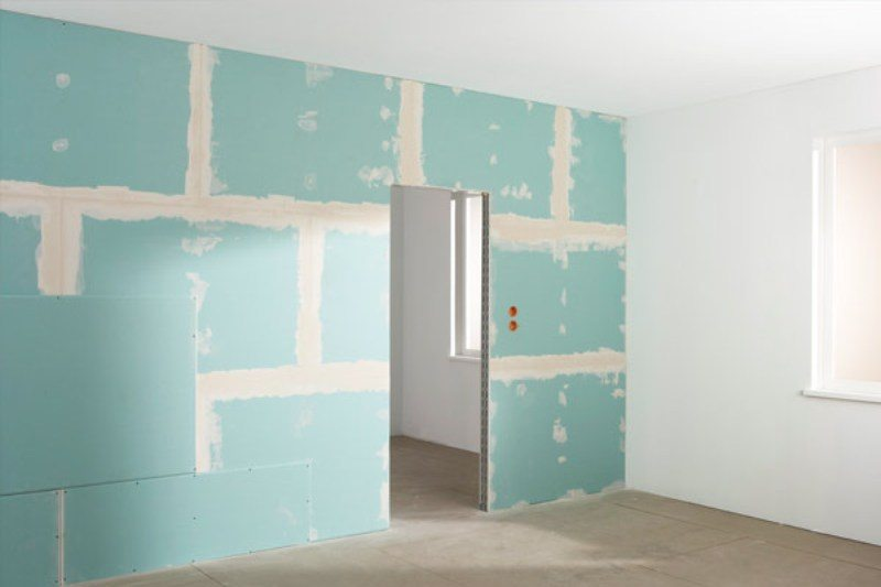 Diy drywall razdelitev video