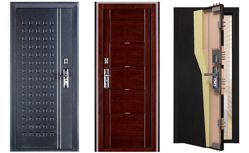 Варианты стилевых решений и внутреннего наполнения дверей фирмы Форпост