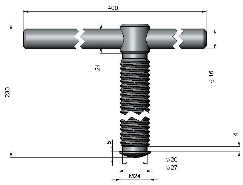 Трубогиб профильной трубы своими руками-описание 17