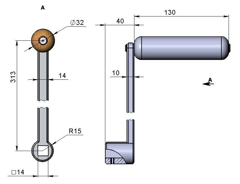Трубогиб для профильной трубы сделать своими руками