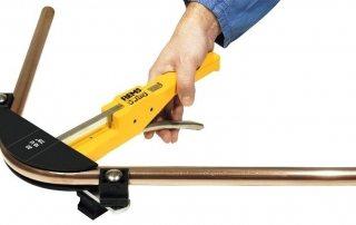 Трубогиб для профильной трубы своими руками: способы изготовления