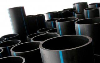 Трубы ПНД для водопровода, их разновидности и способы монтажа