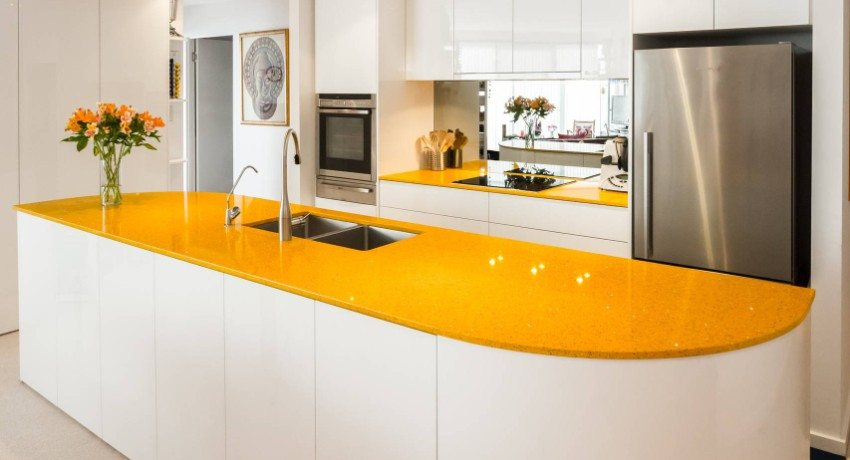Варианты отделки кухни: фото, выбор дизайна и материалов