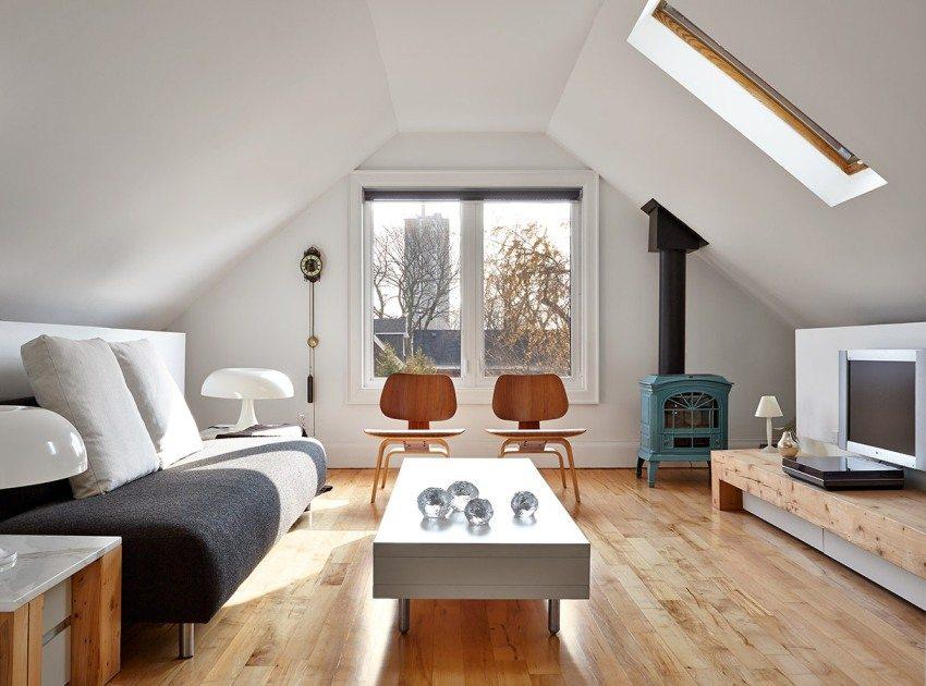 С помощью гипсокартона можно создать идеально ровные поверхности стен и потолка