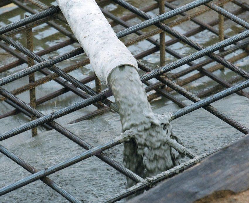 Марка бетона важна для прочности железобетонных конструкций