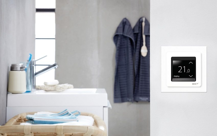 Принудительная вентиляция с автоматическим управлением позволяет создать в помещении максимально комфортные условия